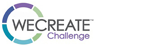 wecreate challenge logo