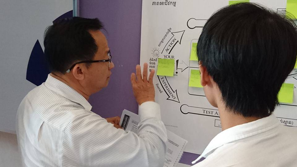 Mentor Certification-WECREATE CAMBODIA