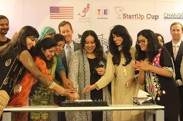 startup cup women empowerment movement