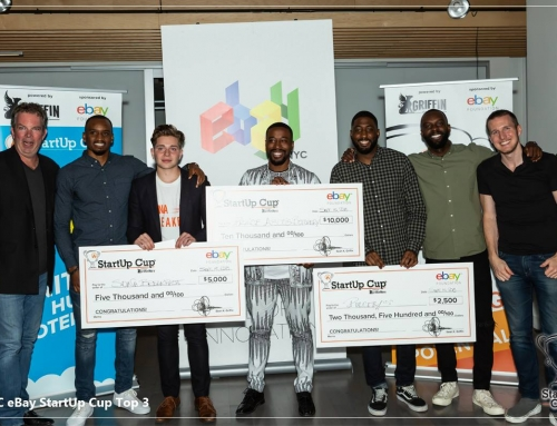 Prince Abou's Butcher Wins 2018 NYC eBay StartUp Cup