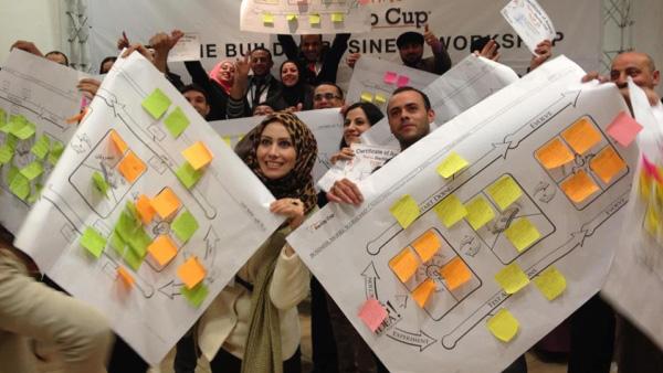 Palestine Entrepreneurial Ecosystem Design Development- Palestine StartUp Cup