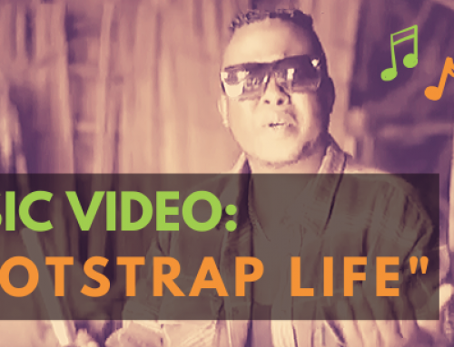 GRIFFINWORX Music Video : Bootstrap Life By – Barious Kisu