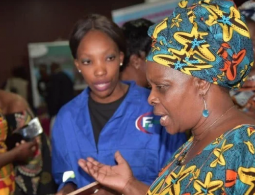 6 WECREATE | ZAMBIA Business Builders Inspire the First Lady of Zambia